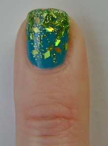 Fly and Green Glitter